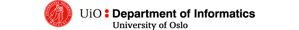 Department of Informatics logo
